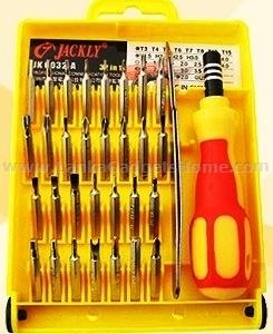 screwdriver set lankagadgetshome cheapest online gadget store in colombo sri lanka. Black Bedroom Furniture Sets. Home Design Ideas